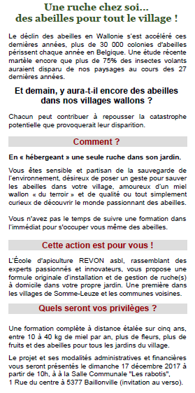 Initiative wallonne